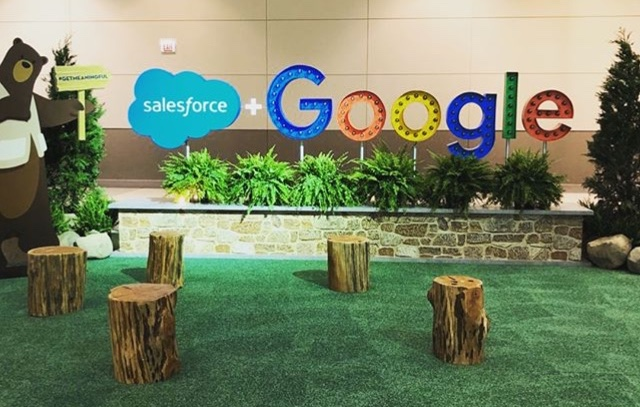 Salesforce President and Chief Product Officer Bret Taylor announced data integration between two giants of the cloud — Google Analytics 360 and the Salesforce Marketing Cloud.